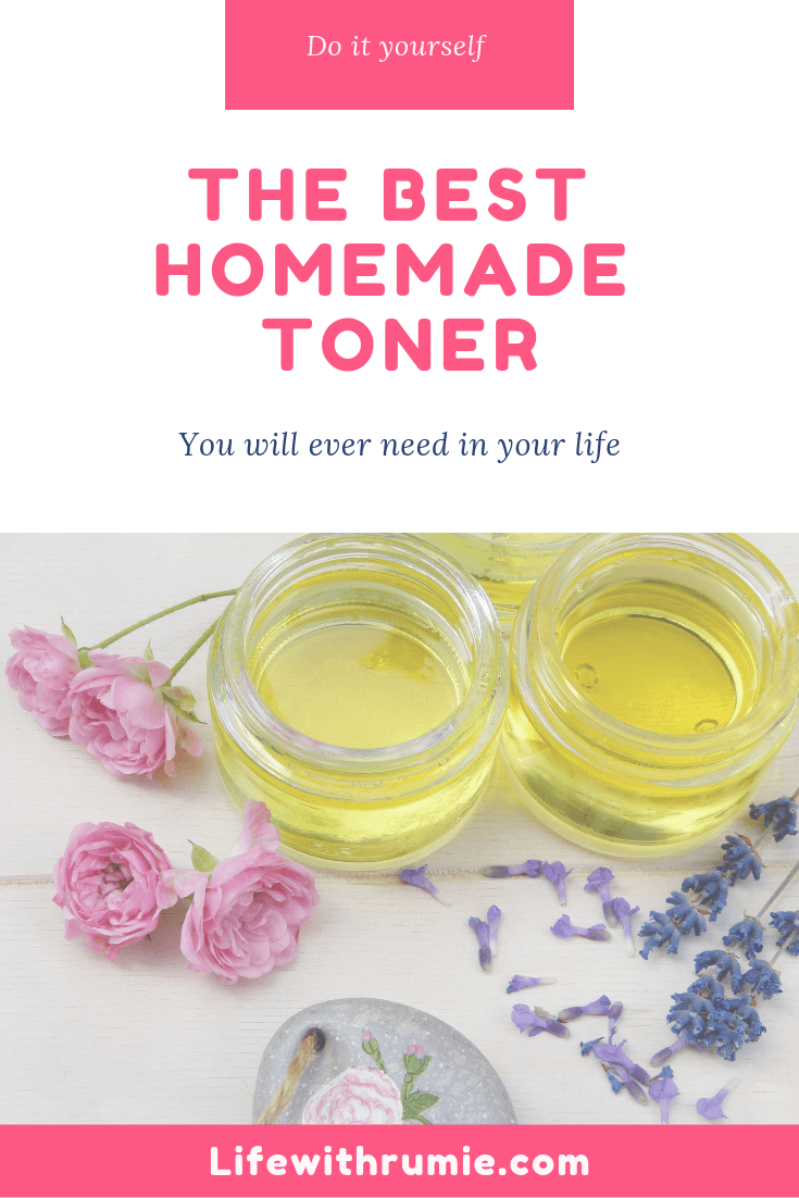 The best diy toner