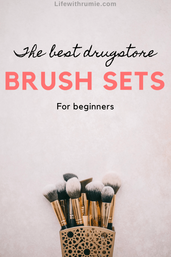 makeup brush sets for beginners