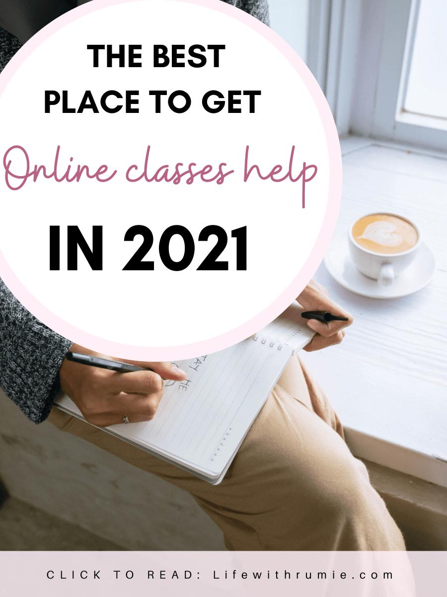 online classes help